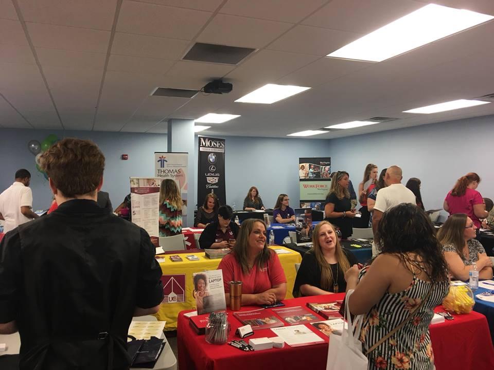 WVJC Charleston Career Fair